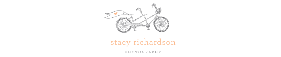 Birmingham Wedding Photographer I Stacy Richardson Photography logo
